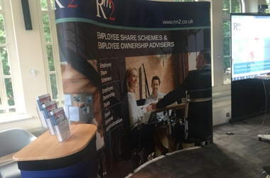 RM2 Exhibition Stand